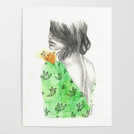 Delicate Poster