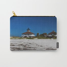 Boca Grande Lighthouse X Carry-All Pouch