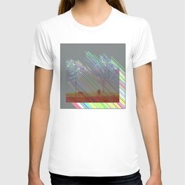 His Mind is Dark and Full of Errors 134 T-shirt
