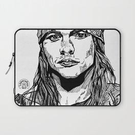 Axel Rose Portrait Laptop Sleeve