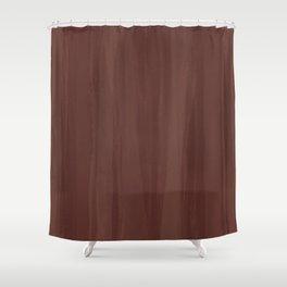Chestnut Mesh Shower Curtain