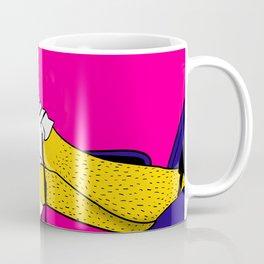No shave November Coffee Mug