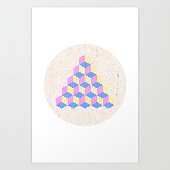 All-In-One Art Print