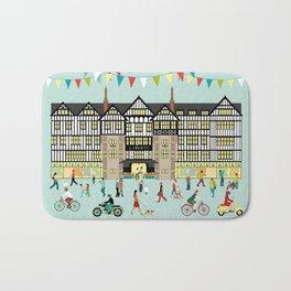 Art Print of Liberty of London Store - Daytime Bath Mat