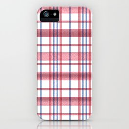 Hong Kong Red-white-blue bag iPhone Case