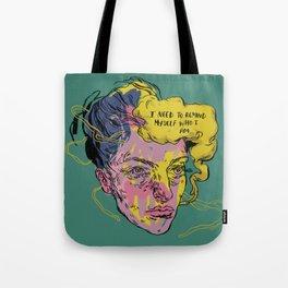 Remind Myself Tote Bag