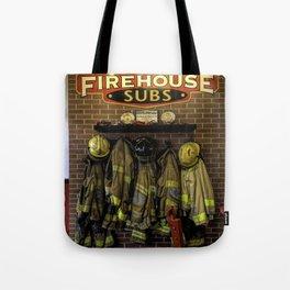 Appreciation To Our Heros Tote Bag