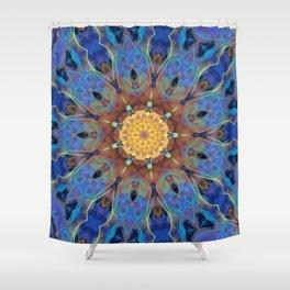 Mandala Energy Shower Curtain