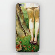 Summer day iPhone & iPod Skin