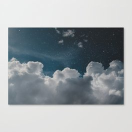 Eternal vastness Canvas Print