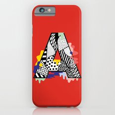 A for ….. iPhone 6s Slim Case