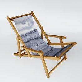 WITHIN THE TIDES - VELVET GREY Sling Chair