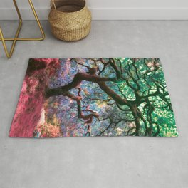 The Japanese Maple Rug