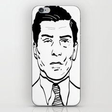 Charles 'Lucky' Luciano iPhone & iPod Skin