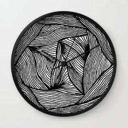 Zentangle #14 Wall Clock