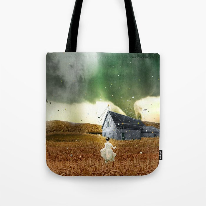 DOROTHY'S HOUSE Tote Bag