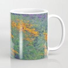Impressionist Field of Flowers Mug