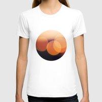 bokeh T-shirts featuring Bokeh by Benedek Varga