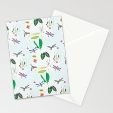 Dragonfly Delight Stationery Cards