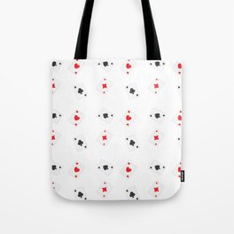 Playing Cards Tote Bag