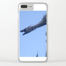 Nice one Dragon! Clear iPhone Case