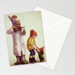 Apritello- Donatello and April Stationery Cards