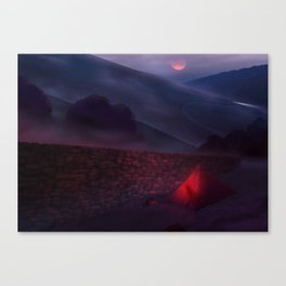 phytophthora Canvas Print