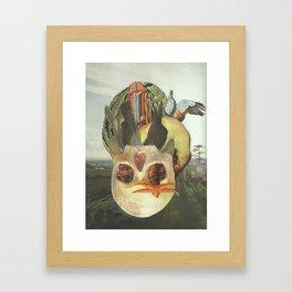 Shochet Framed Art Print