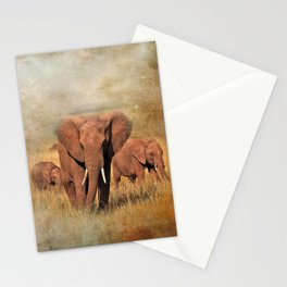 Family Walk Stationery Cards