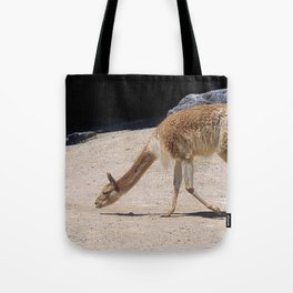 Alpaca the Case Tote Bag