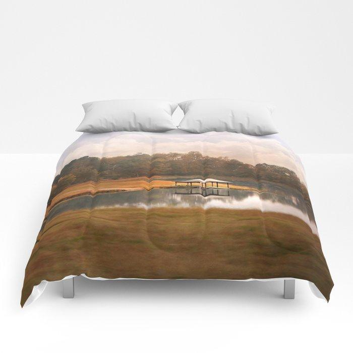 Water Gazebo Comforters