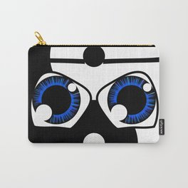 geeky yin yang Carry-All Pouch