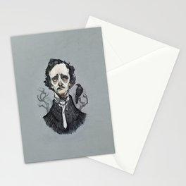 Mr. Poe  Stationery Cards