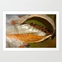 rustic Art Prints featuring Rustic by 8daysOfTreasures