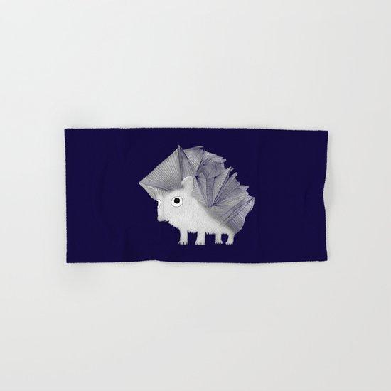 Hedgehog Hand & Bath Towel