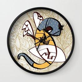 Horos Lizo Virgo Wall Clock