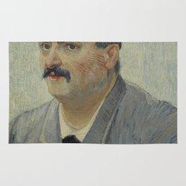 Portrait of Etienne-Lucien Martin Rug