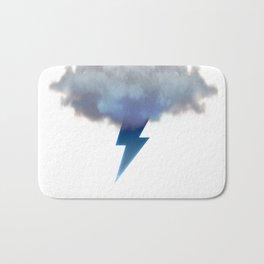 Cloud Storm Bath Mat