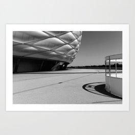 Arena Art Print