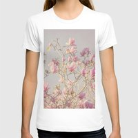 magnolia T-shirts featuring Magnolia  by Pure Nature Photos