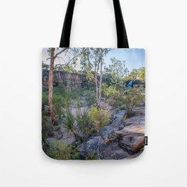 Wunnumurra Tote Bag