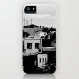 Another Day in Queens iPhone Case