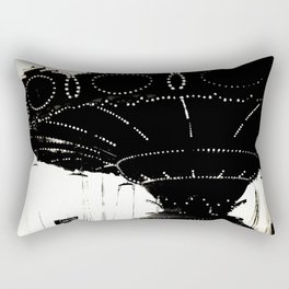 Pleasure Pier Ride Rectangular Pillow