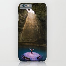 Let the Light Shine in! iPhone Case