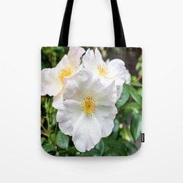Camellia Bloom Flower Tote Bag