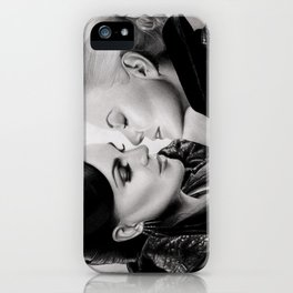 SwanQueen: The Untold Story iPhone Case