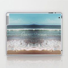 Ocean Dream V Laptop & iPad Skin