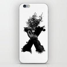 X Animals II iPhone & iPod Skin