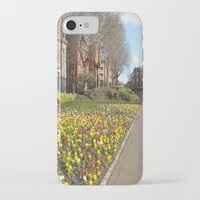 dublin iPhone & iPod Cases featuring Dublin by Ganeswar Sahoo