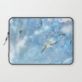 The Chasers - Seagulls In Flight Laptop Sleeve